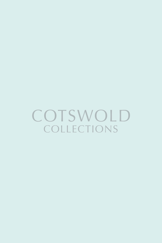 Fur collar tweed coat GE653