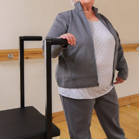 Pilates: One Woman's Journey to Recovery