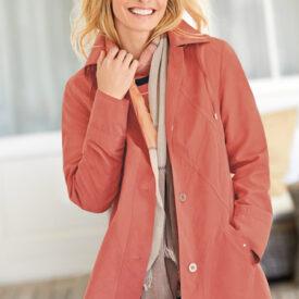 Seasonal Essentials: Rain-Defying Outerwear