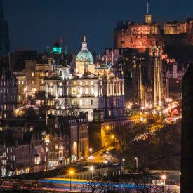 A Weekend Away: Edinburgh