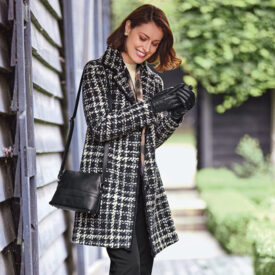 It's all in the details with these lovely coats