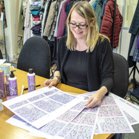 A day in the life of our Knitwear and Accessories Buyer